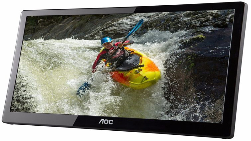 AOC E1659Fwux USB Monitor Review - Blowing Away the Competition With Sharp Full HD Images