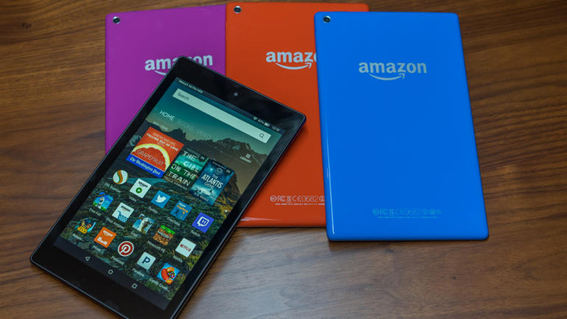 Amazon Fire HD 8 Review - Does Not Spark a Flame