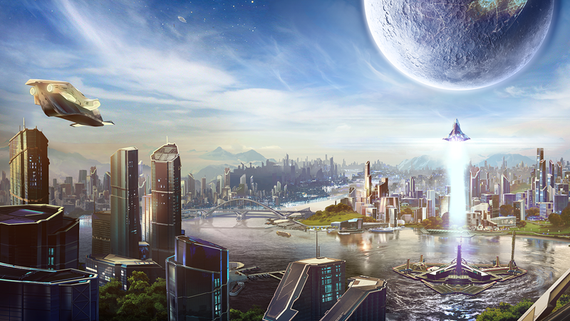 Anno 2205 Review - Bring Back Humanity