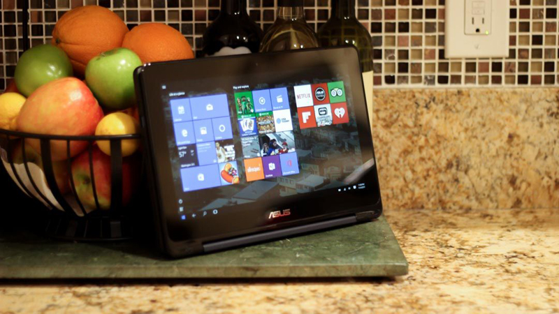 Asus Transformer Book Flip TP200SA Review - A High-End Look With a Low-Cost Price