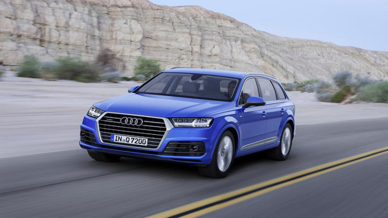 Audi Q7 e-tron 2015 Review – Costly to Buy, Cost Efficient on the Long Run