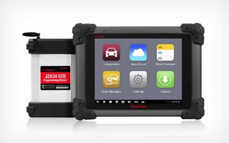 Autel Maxisys Pro MS908P Vehicle Diagnostics System Review - Aims to Disprove All Naysayers