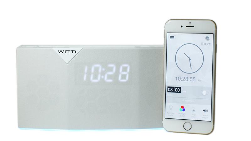 BEDDI Alarm Clock - The Smart Way to Wake Up