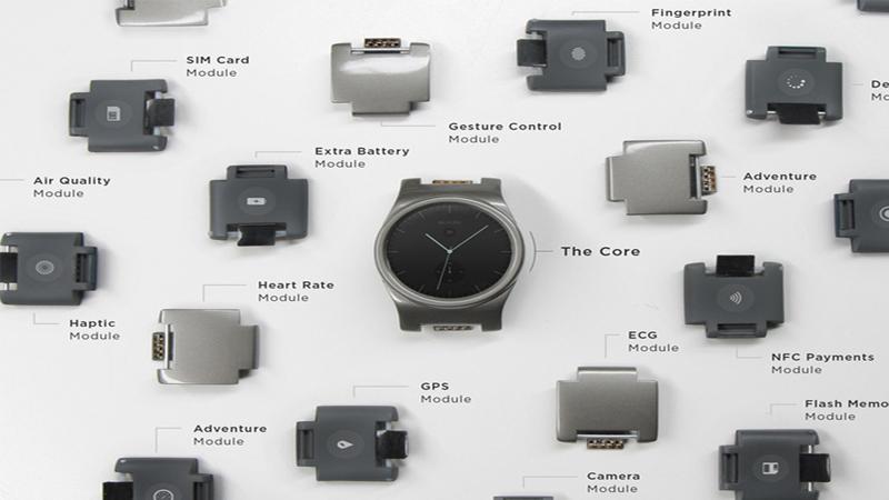 BLOCKS - Create Your Own Smartwatch