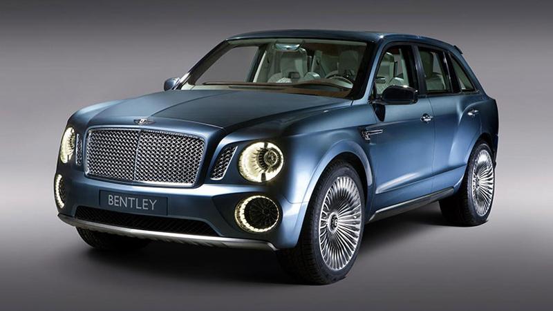 Bentley Bentayga SUV Review - Incredible for Many Reasons