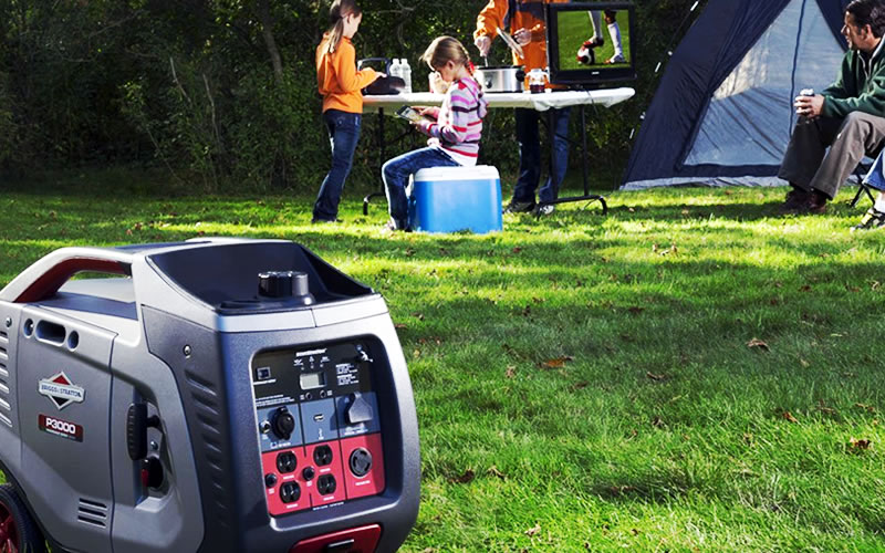 Briggs & Stratton 30545 PowerSmart SeriesP-3000 Review - The Ideal Companion for Camping Trips