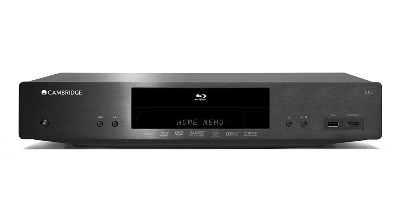 Cambridge Audio CXU Review - A Universal Disc Player With Class and Quality