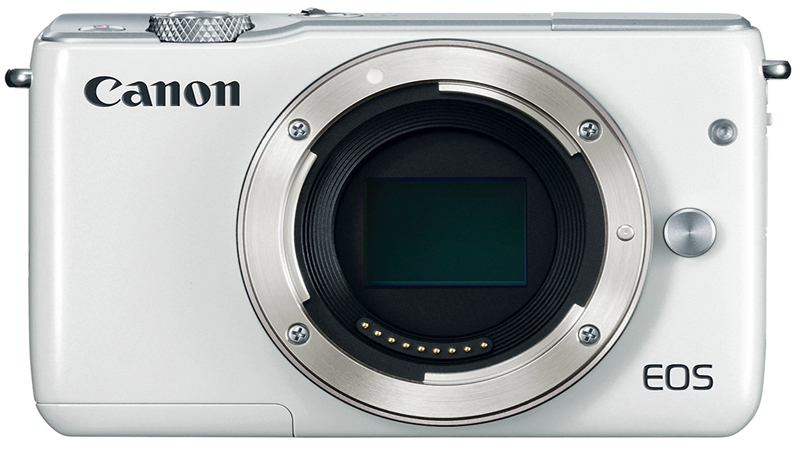 Canon EOS M10 - Offers Many Advantages for the Casual Photographer