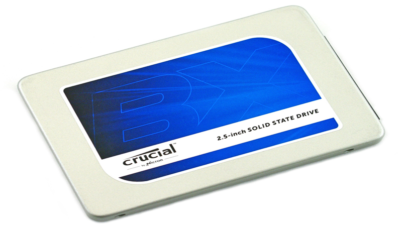 Crucial BX200 SSD Review - Retiring From the 128GB Capacity Class