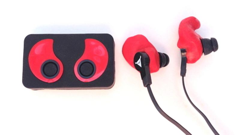 Decibullz - Custom Molded Earbuds