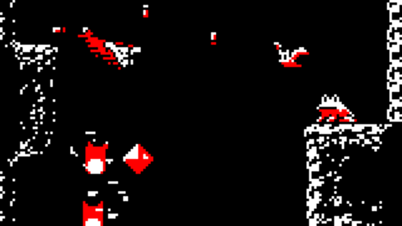 Downwell Review – Dive Into the Unknown