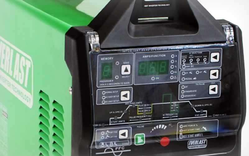 Everlast PowerTig 255EXT Digital Pulse Welder Review - Take Your Shop to the Next Level