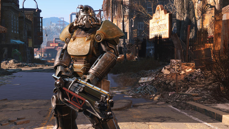 Fallout 4 Review - Welcome to the End