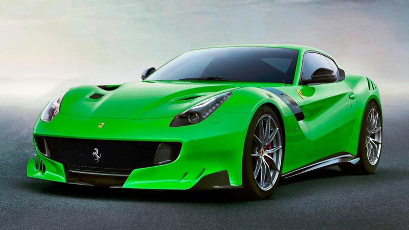 Ferrari F12tdf Review - The Car With Extraordinary Talents
