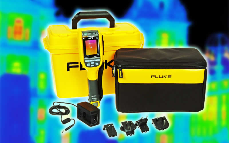 Fluke Ti105 Thermal Imager Review - See What Others Can't