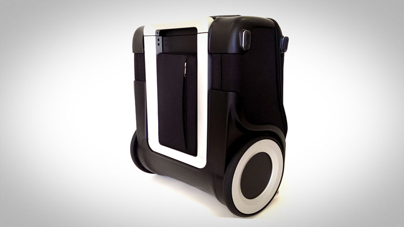 G-RO - The Luggage Aimed to Change Everything