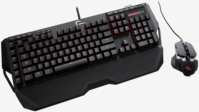 G.Skill Ripjaws KM780 RGB & MX780 RGB Keyboard and Mouse Review - A New Hope to the Ever Growing Computer Peripheral Market