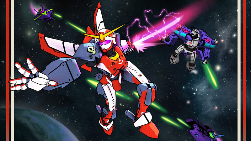 Galak-Z Review - An Insanely Challenging Shooter With Permadeath
