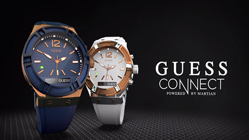 Guess Connect Review – Luxury on Your Wrist