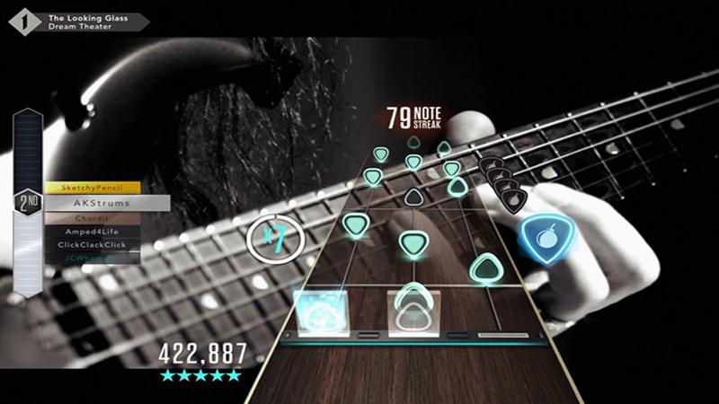 Guitar Hero Live Review - Live the Dream