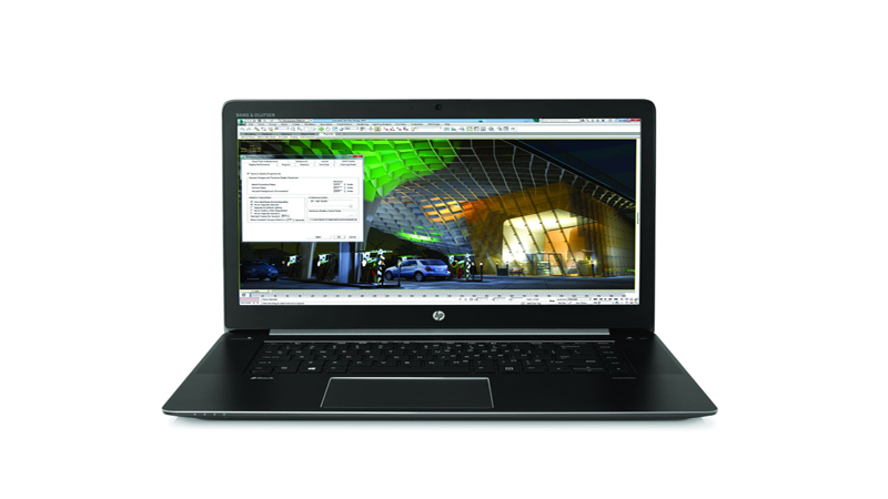 HP ZBook Studio Review - A Great Performer as it is Sexy