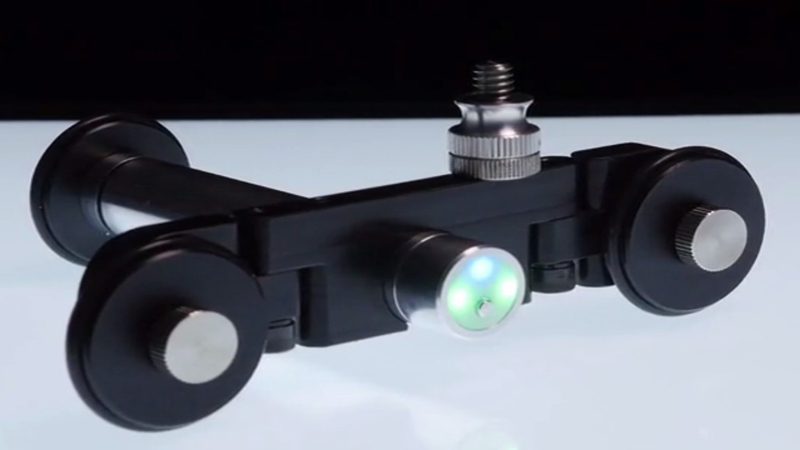 Hercules - The Tiniest Motion Controlled Camera System
