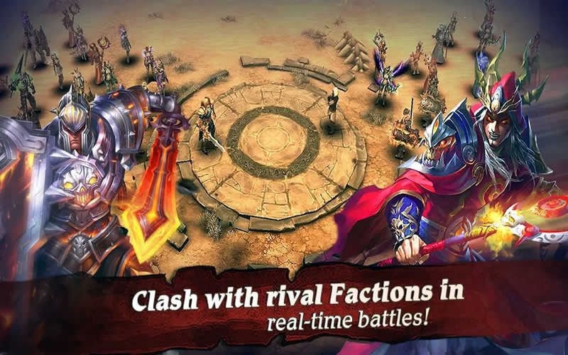 How To Play Clash for Dawn APK on Laptop Computer or Windows Tablet