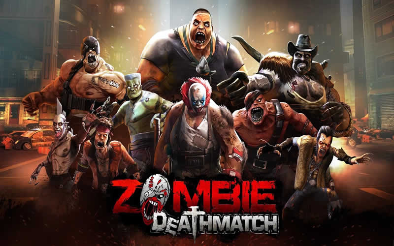 How To Play Zombie Deathmatch APK on Laptop Computer or Windows Tablet