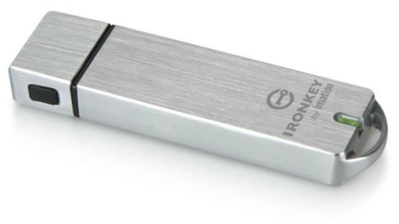 Imation IronKey Basic S1000 USB 3.0 Flash Drive Review - An Optional Self-Destruct Mode