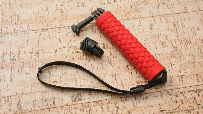 Joby Action Battery Grip - Power Up Your Camera Even While You're Recording