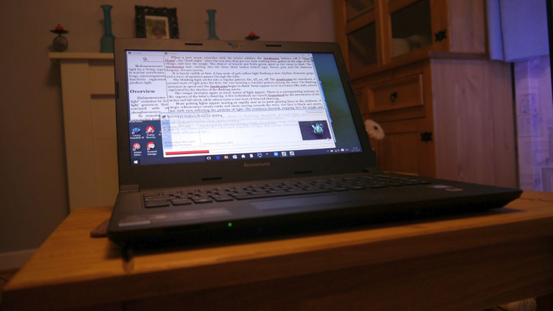 Lenovo B40-30 Review - For Those Who Want a Cheap Business Laptop