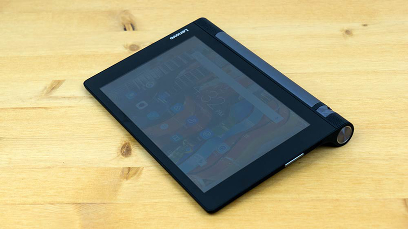 Lenovo Yoga Tab 3 Review - A Fair Contender But Won't Win Races