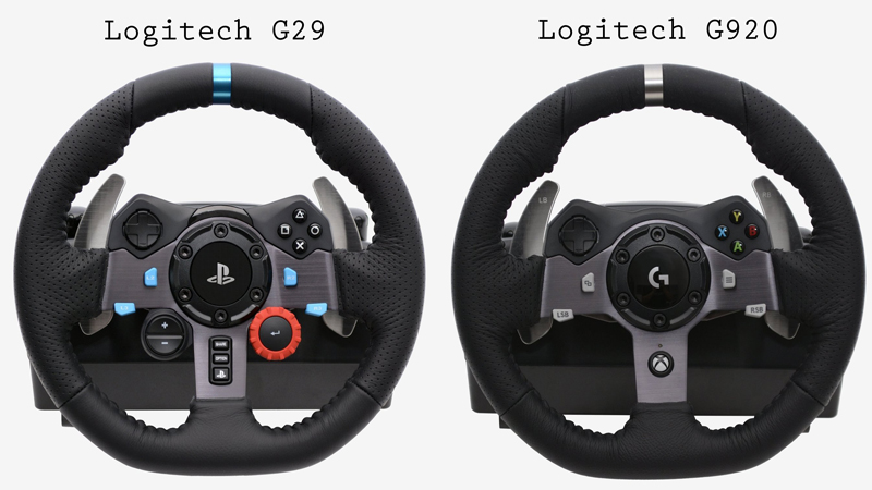 Logitech G920 & G29 Driving Force Review - Delivers Thrilling Driving Experiences But the Price Tag Could do Better