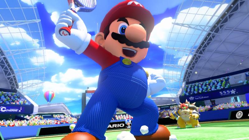 Mario Tennis: Ultra Smash Review - Smash the Court