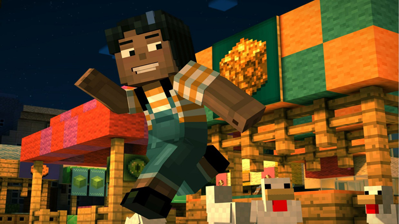 Minecraft: Story Mode Review - Start Building Your Path to Greatness