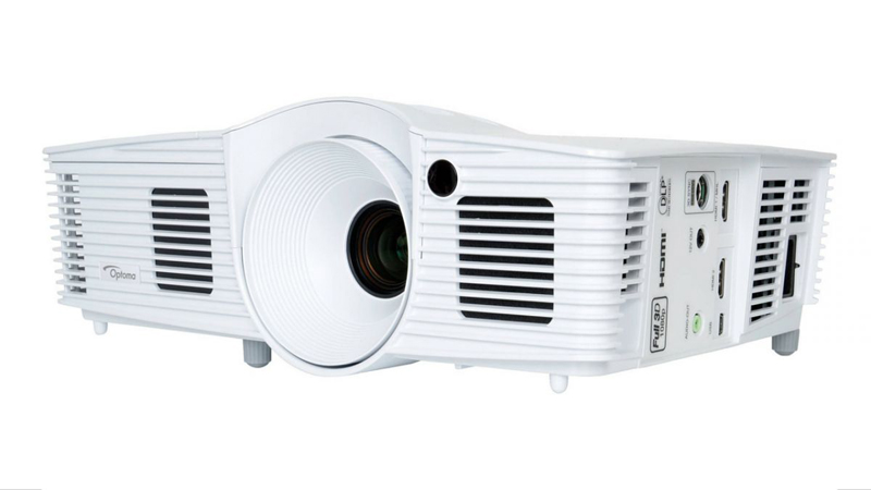 Optoma HD28DSE Review - This Budget Beamer Provides HD Images