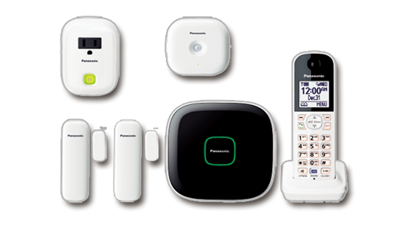 Panasonic Home Monitoring & Control Kit Review - An Entry-Level Smart Home Kit at the Right Price