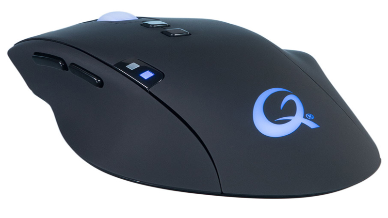 QPad 8K Pro Gaming Mouse Review - For Those Who Want Higher-End Performance