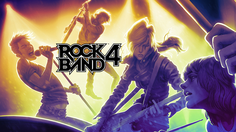 Rock Band 4 Review – Nothing Exactly New