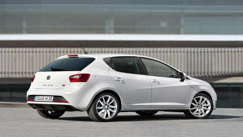 SEAT Ibiza FR review - Spot the Welcoming Changes