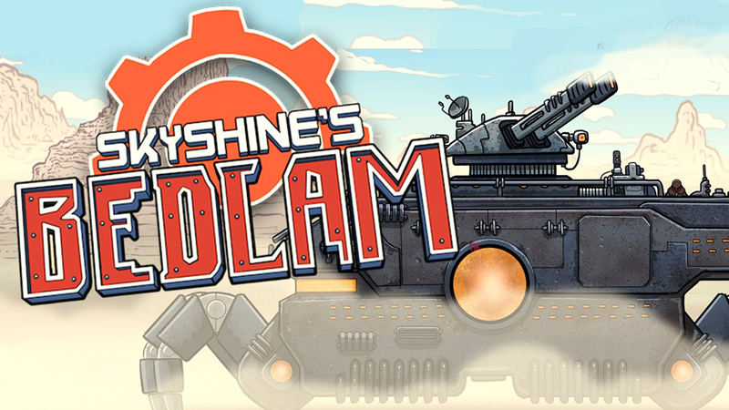 Skyshine's Bedlam Review - It's a Turn-Based Mad Max Strategy Game