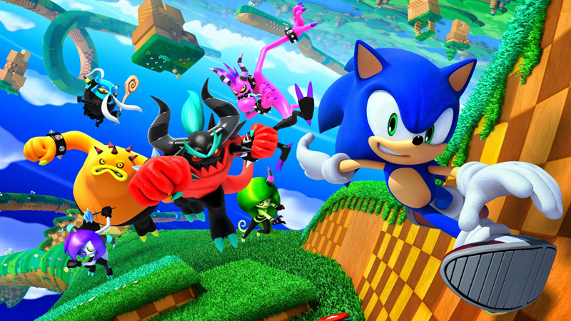Sonic: Lost World Review - Tired of Running Yet?