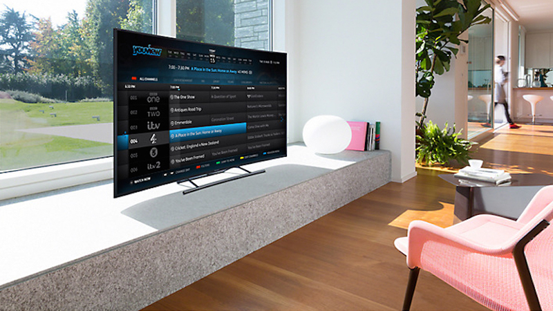 Sony KD-65S8505C Review - The Company Enters the 4K Curved Screen Bandwagon