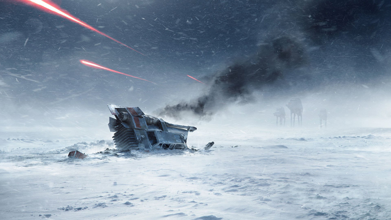 Star Wars: Battlefront Review - Relive the Cinematic Glory