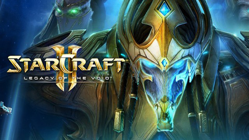 Starcraft II: Legacy of the Void Review - For Aiur
