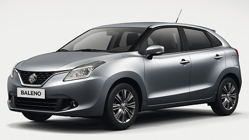 Suzuki Baleno 2015 - Continues the Tradition of Offering More for Less