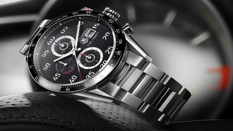TAG Heuer Connected Watch - Bringing Luxury to the Android Wearable Tech Market