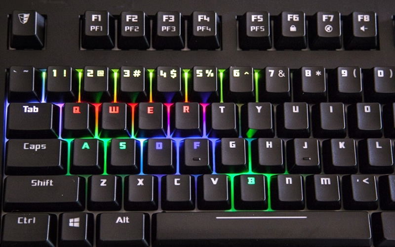 Tesoro Excalibur Spectrum is a Must-Buy for Fans of the Mechanical Keyboard