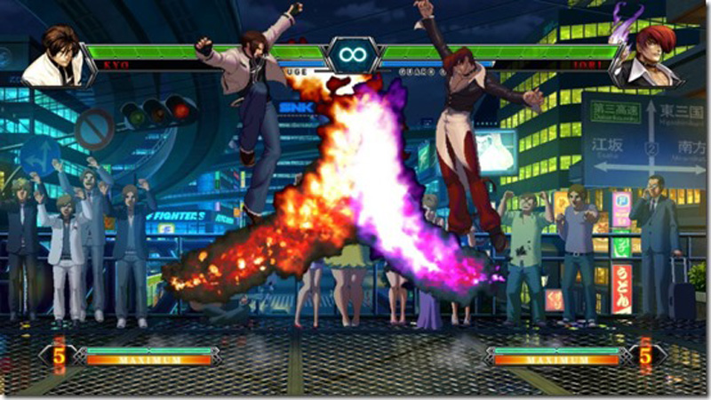 The King of Fighters XIII: Steam Edition Review - The SNK Classic Comes to the PC