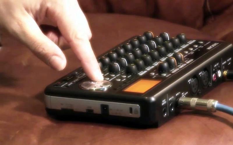 The TASCAM DP-008EX Digital Portastudio Review - Your 8-Track Portable Multi-Track Recorder